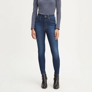 Levi's mile high super skinny jeans - Long inseam